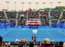 Теннис маликалари январь ойида Хитойга боради