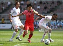 Корея, победившая Ливан, помогла Узбекистану