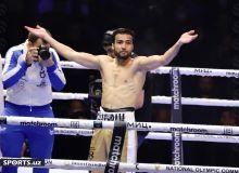 Why do Uzbek boxers prepare for fights in the United States? Shakhram Giyasov answered