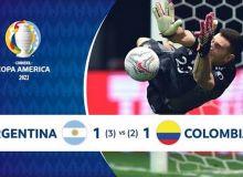 Аргентина қандай қилиб финалга чиқди? (видео)