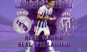 """""""Реал"""" Мадрид - """"Реал"""" Вальядолид: Матнли трансляция"""