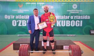 Руслан Нурудинов — победитель Кубка Узбекистана
