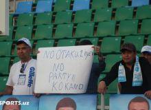 """No Otakuziyev, no party"" ёхуд ""Қўқон-1912"" - ""Бухоро"" учрашувидан фоторепортаж"