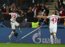 Франция чемпиони Австрияда мағлуб бўлди (видео)