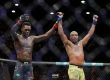 UFC 234. Исраэль Адесанья ветеран Сильвани мағлуб этди