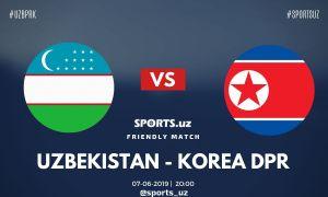Видеообзор Узбекистан – КНДР