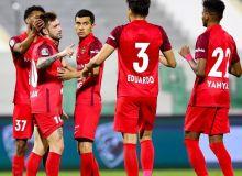 «Шабаб Аль-Ахли» вышел в полуфинал Кубка ОАЭ, у Ганиева два ассиста