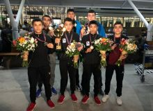 Uzbek boxers earn seven medals in Haydar Aliev-2019 International Boxing Tournament in Baku