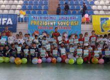 Фестиваль «Келажагимиз умидлари» в Кашкадарьинской области завершился