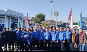 Kickboxers from Uzbekistan won two medals at the World Cup in Italy