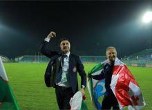 Шота Арвеладзе стал 8 зарубежным специалистом, выигравшим чемпионат Узбекистана