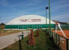 В Алматы «Фьючерс» участвуют теннисисты Узбекистана