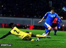 Национальная сборная Узбекистана одержала победу над Ганой