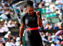 Серена Уильямс теннисни ташлаб модель бўлмоқчи
