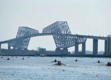 На Токийских спортивных аренах проводятся тестовые соревнования