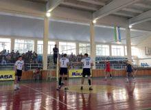 Итоги второго тура чемпионата Узбекистана по волейболу
