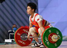 Известны имена первых победителей чемпионата Азии по тяжёлой атлетике