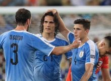 Уругвай - Перу 0:0, пенальтилар бўйичи 4:5 (видео)