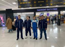 Uzbekistan's three weightlifters to contest for medals at the IWF Grand Prix Lima 2019