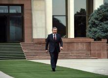 Президент Узбекистана отбыл в Москву