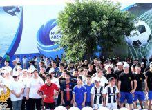 В столице прошли массовые спортивные соревнования, посвященные «Дню молодежи»