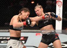 """""""UFC 254"""". Иккита жанг биринчи раунддаёқ якунланди"""