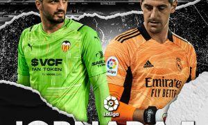 """Ла Лига. """"Валенсия"""" – """"Реал"""". Асосий таркиблар маълум!"""