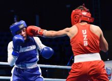 Бокс: Билолбек Ихволов Осиё чемпионати кумуш медал соҳиби