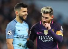 Агуэро учун икки Мадрид клуби даъвогарлик қилмоқда
