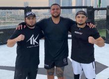 Ўзбекистонлик мураббийларнинг австралиялик шогирди UFCда навбатдаги ғалабасига эришди