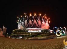 Токио-2020: фотогалерея с торжественной церемонии закрытия