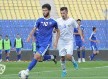 Контрольный матч: Национальная сборная Узбекистана обыграла олимпийскую сборную Узбекистана