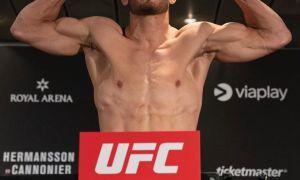 Маҳмуд Мурадовнинг UFC'даги дебют жангини томоша қилинг (онлайн)