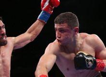 Israil Madrimov beats down Alejandro Barrera in five