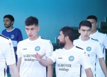 «Динамо» тоже приступило к тренировкам