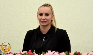Ирода Тўлаганова – Ўзбекистон теннис федерацияси бош котиби