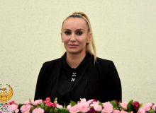 Ирода Туляганова – генеральный секретарь федерации тенниса Узбекистана