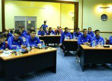 В Ташкенте прошли курсы ФИФА для региональных инструкторов