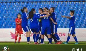 Вторая победа молодёжной женской сборной Узбекистана на «CAFA U-20 Women's Championship 2021».