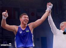 Muydinkhodjayev, Jafarov, Soburov and Saidrakhimov won the title of the Uzbekistan Elite National Championships at the very first time