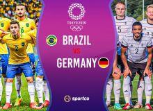 Бугун Бразилия Германияни синовдан ўтказади! 1 турнинг бошқа ўйинлари тақвими билан танишинг!