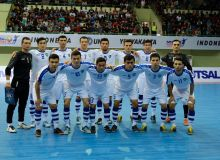 Национальная сборная Узбекистана по футзалу стала победителем турнира в Индонезии