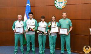 2020 Tokyo Olympics. Uzbek fencers' initial opponents announced