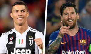 Роналду vs Месси - 2019 (видео)