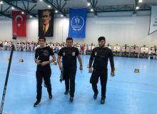 Лучники Узбекистана участвуют в открытом чемпионате Турции