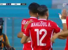 Тунис - Ироқ 2:0 (видео)