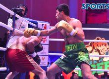 Photo Gallery. Shakhobiddin Zoirov vs Yoel Finol