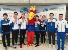 Uzbek para swimmers finish second at the 2019 Winter Polish Open Championships in Szczecin