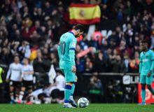 "Ла Лига. Сетьен бошқарувида ""Барселона"" илк марта мағлуб бўлди"