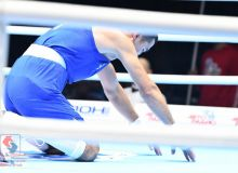 Миразизбек Мирзаҳалилов кубалик боксчини мағлуб этиб, жаҳон чемпиони бўлди!